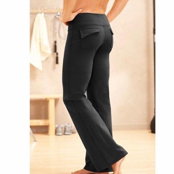 d230ca4bd7 Athleta Pants   Black Fusion Yoga   Poshmark